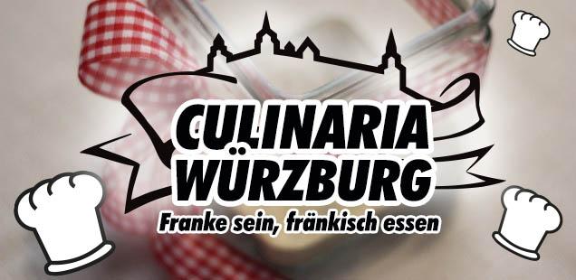 Herzlich Willkommen bei Culinaria Würzburg
