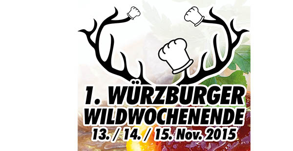 1. Würzburger Wildwochenende 13./14./15. November 2015
