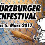 3. Würzburger Fischfestival 1. bis 5. März 2017