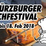 4. Würzburger Fischfestival vom 14. bis 18. Februar 2018